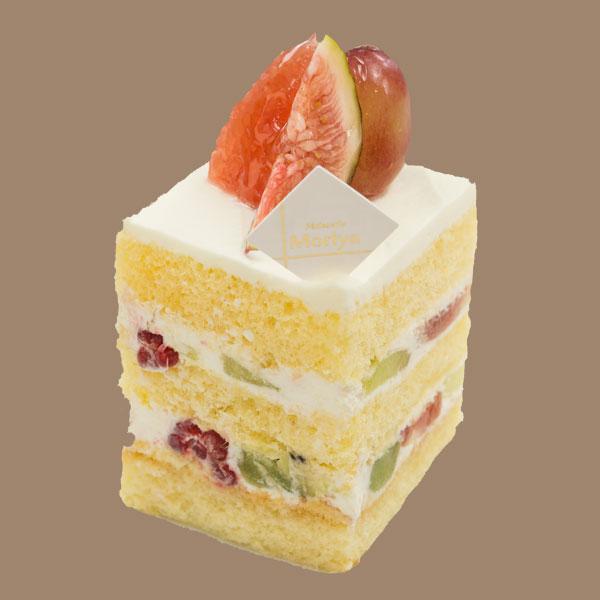 フルーツのショートケーキ'); ?>